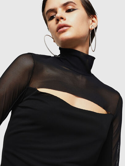 Diesel - DWIST, Black - Dresses - Image 3