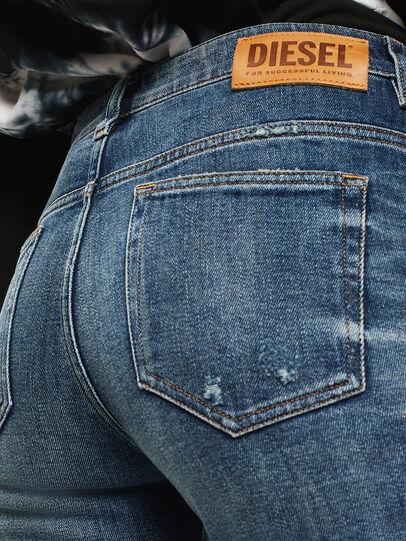 Diesel - D-Rifty 0890Y, Medium blue - Jeans - Image 4