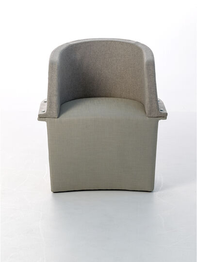 Diesel - ASSEMBLY - SMALL ARMCHAIRS, Multicolor  - Furniture - Image 1