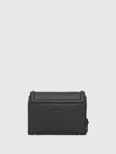 Diesel - YBYS M DEC, Black - Crossbody Bags - Image 2