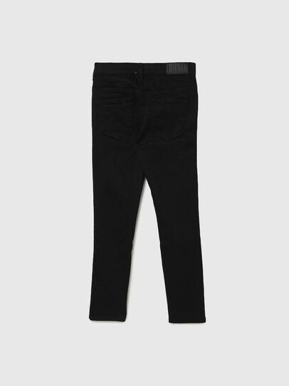 Diesel - D-SLANDY-HIGH-J-SP, Black - Jeans - Image 2