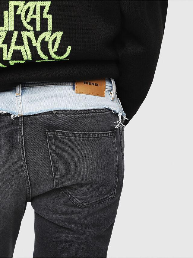 Diesel - D-Eetar 088AB, Black/Dark grey - Jeans - Image 3