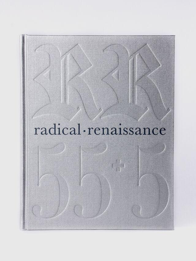 Diesel - Radical Renaissance 55+5 (signed by RR), Grey - Books - Image 1