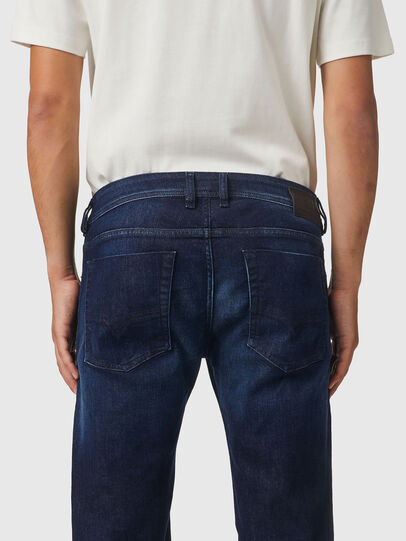 Diesel - Zatiny 069TN, Dark Blue - Jeans - Image 4