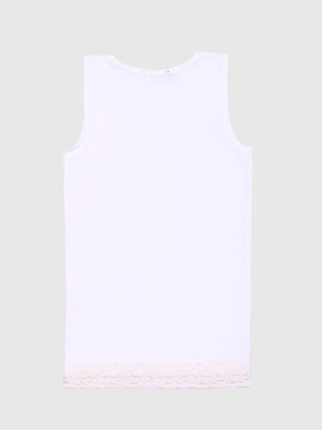 Diesel - TAPUL, White - T-shirts and Tops - Image 2