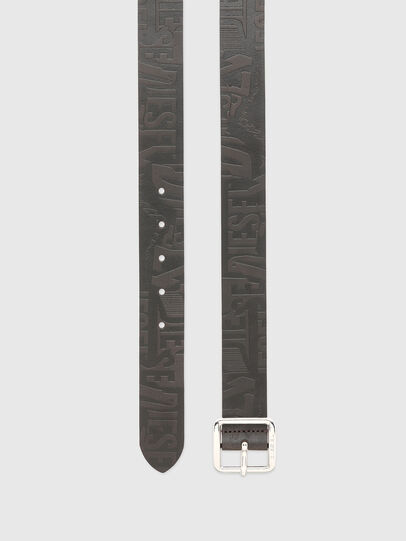 Diesel - B-BILLOVER, Brown - Belts - Image 3