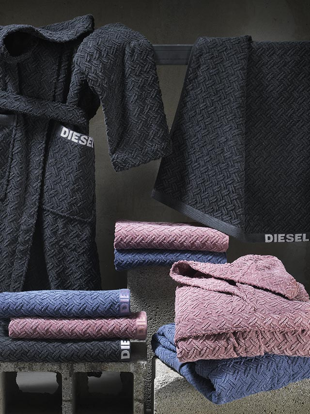 STAGE Mirabello for Diesel - Home Textile