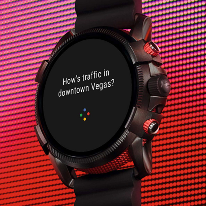 Diesel Smartwatches Functionality GOOGLE ASSISTANT*