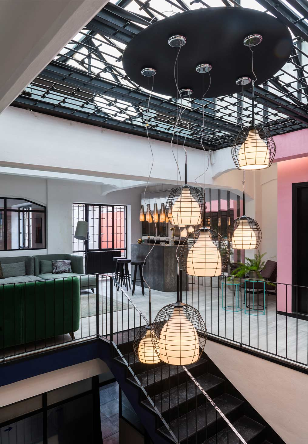 Diesel Living: Lighting with Foscarini