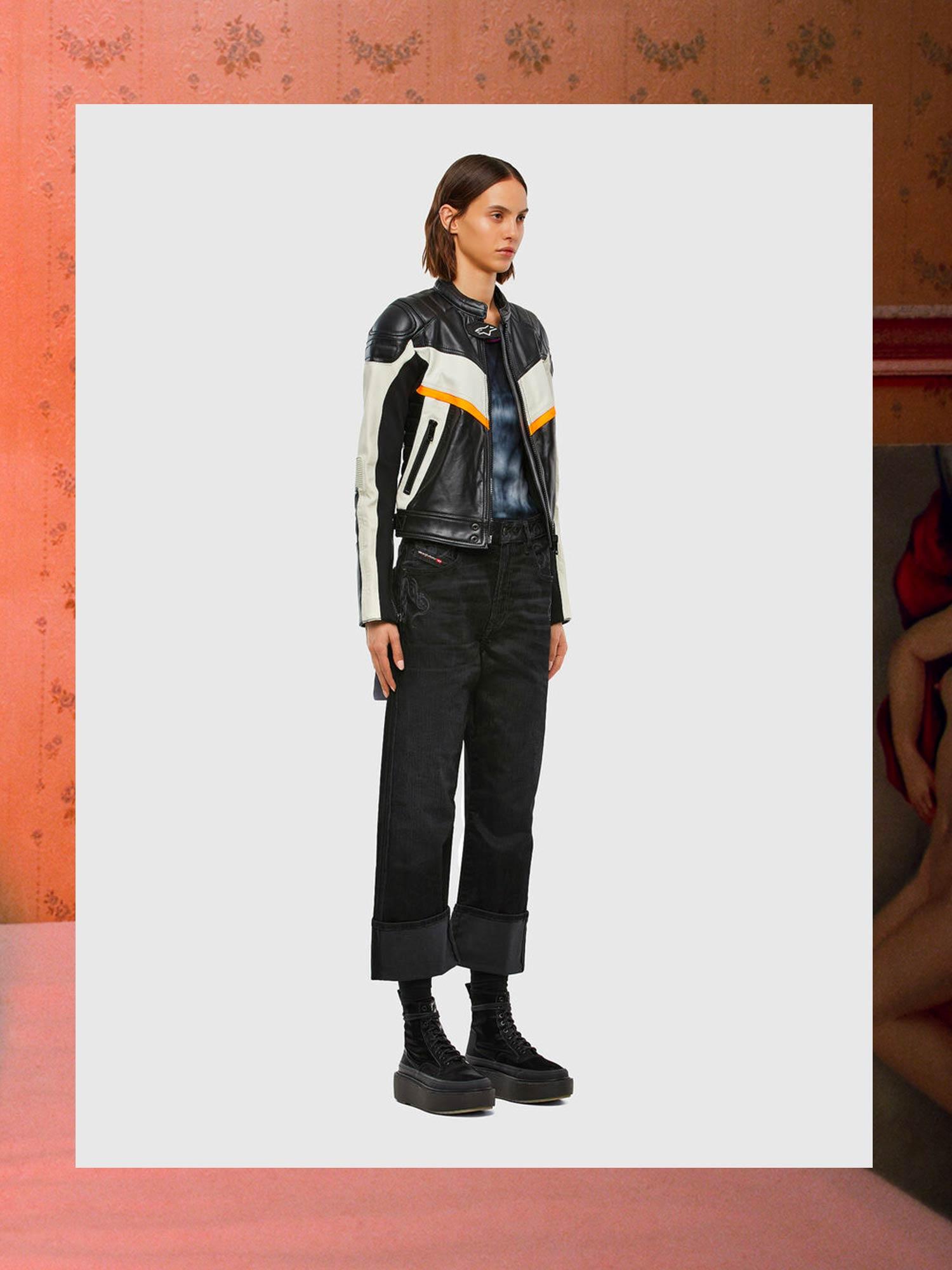 Diesel Jeans Straight Fit: D-Reggy | Shop Now on Diesel.com
