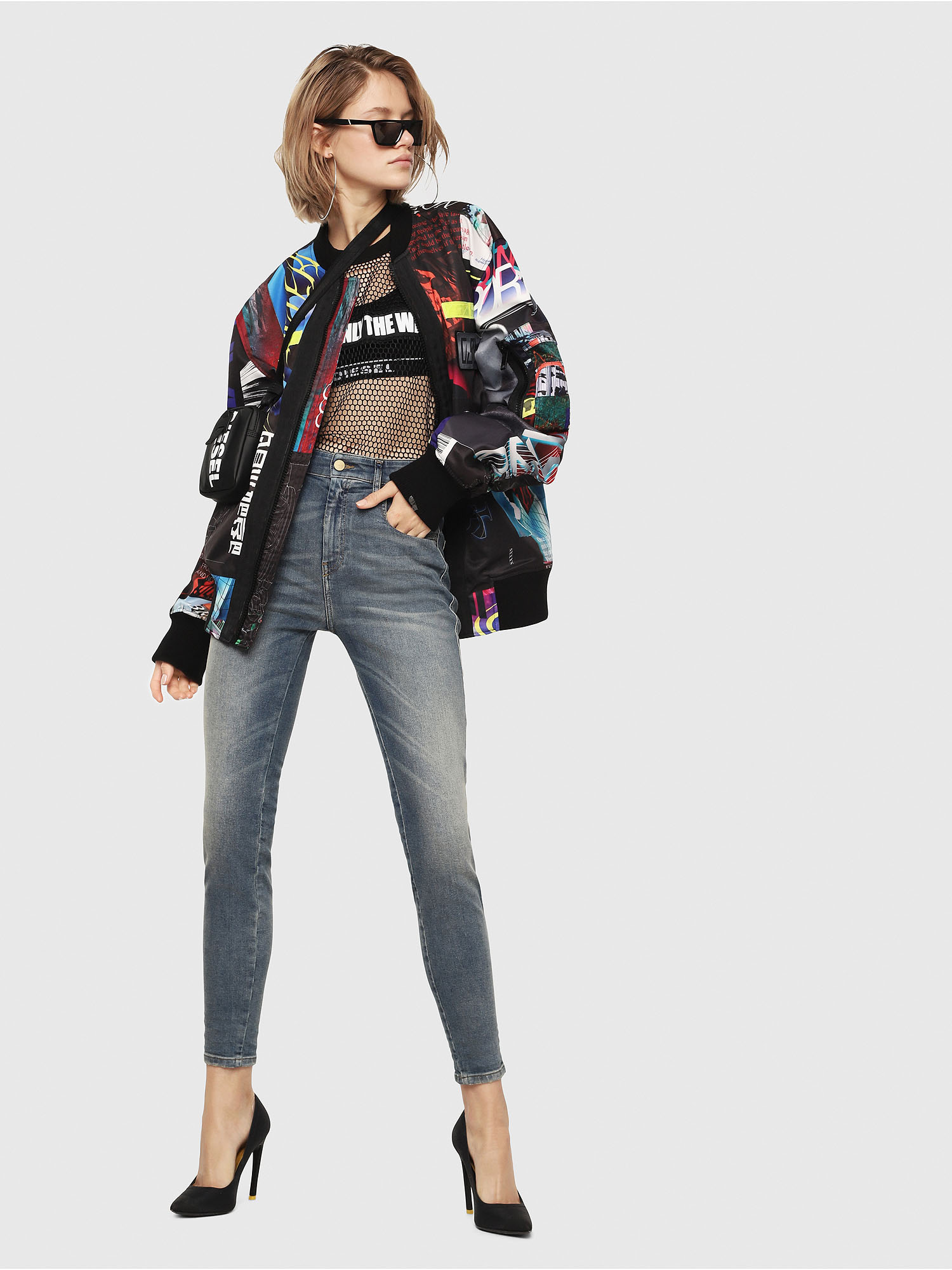Diesel - Slandy High 085AZ,  - Jeans - Image 4