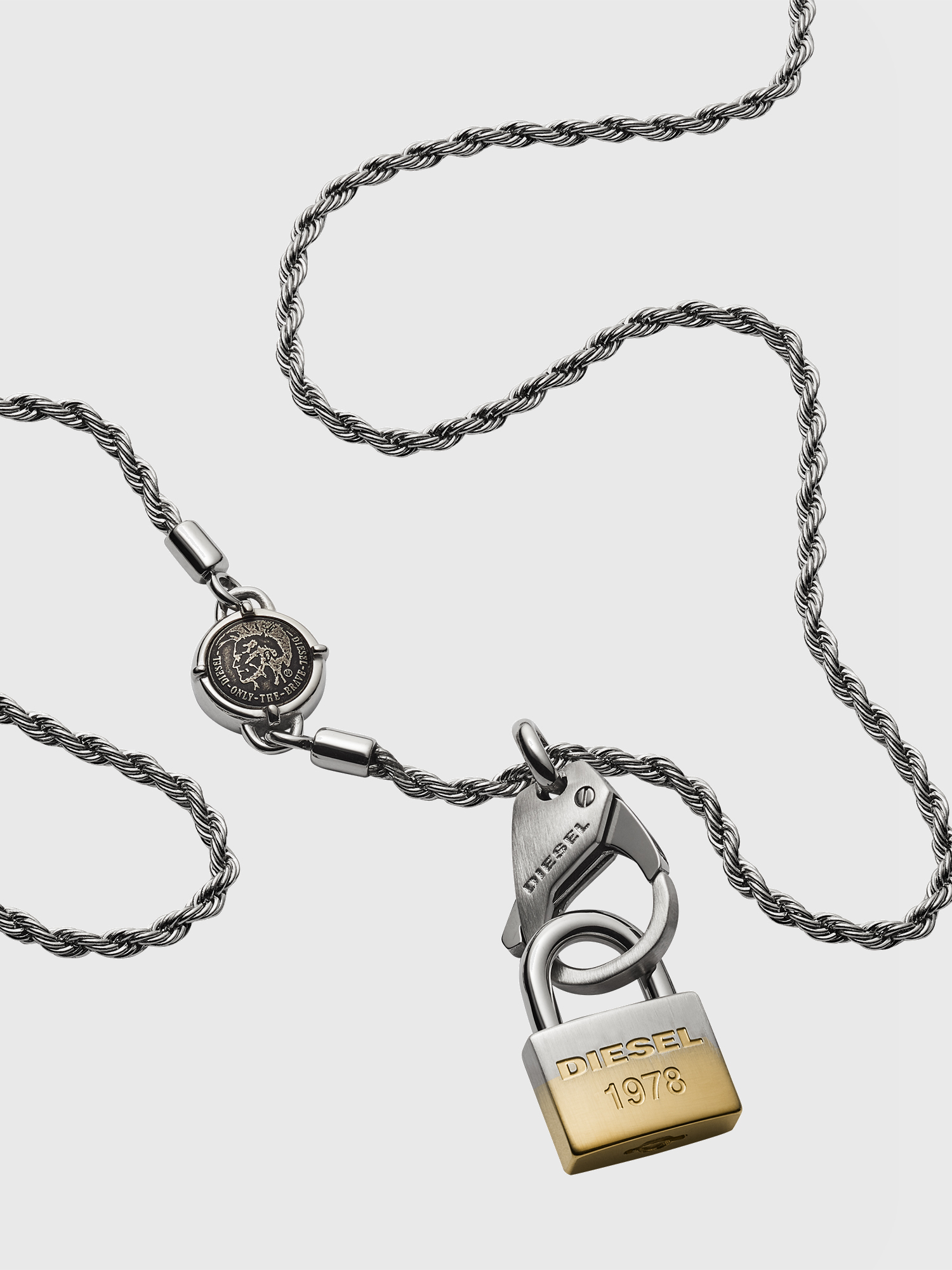 Diesel - DX1203,  - Necklaces - Image 2