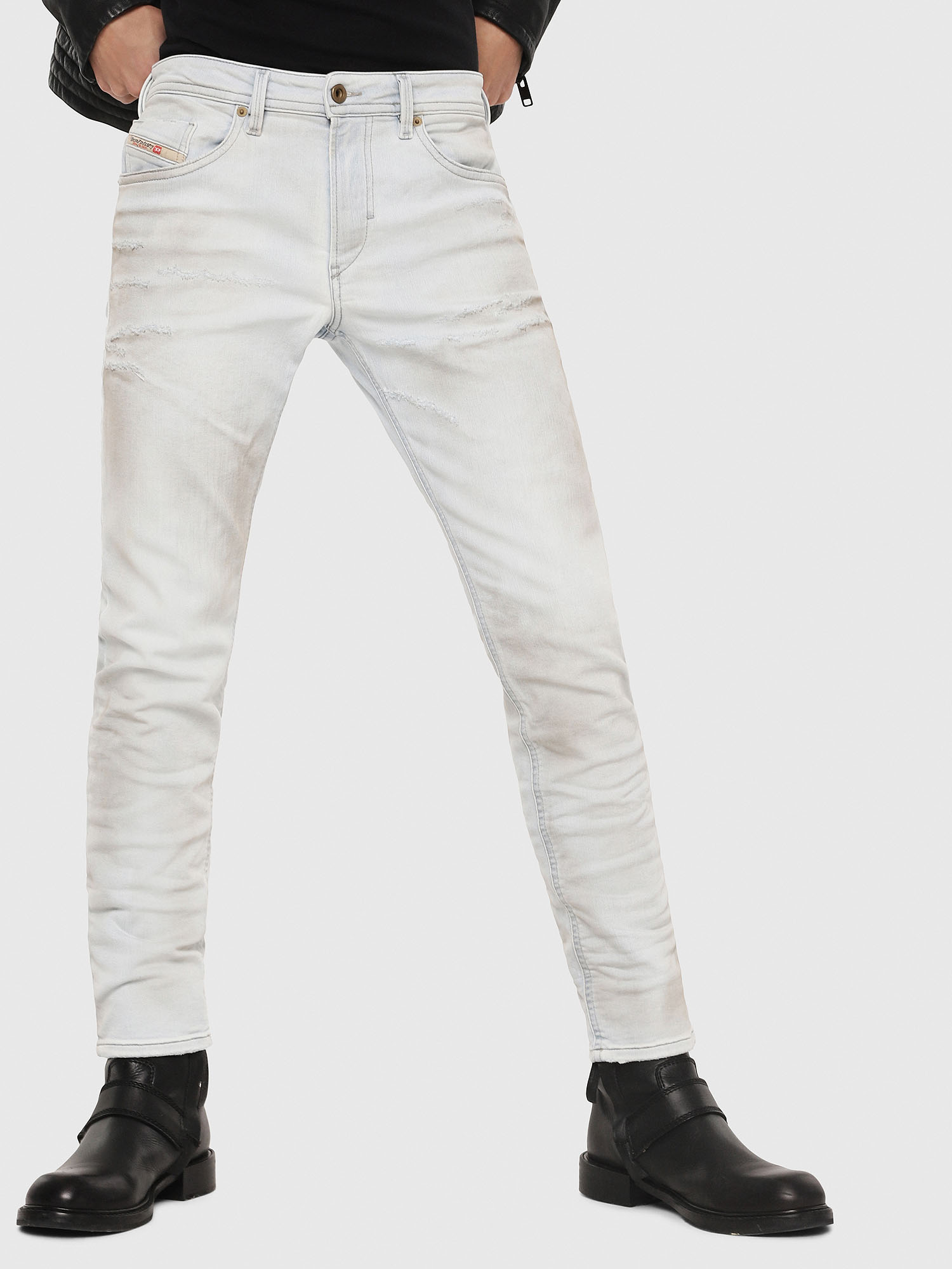 Diesel - Thommer JoggJeans 087AA,  - Jeans - Image 1