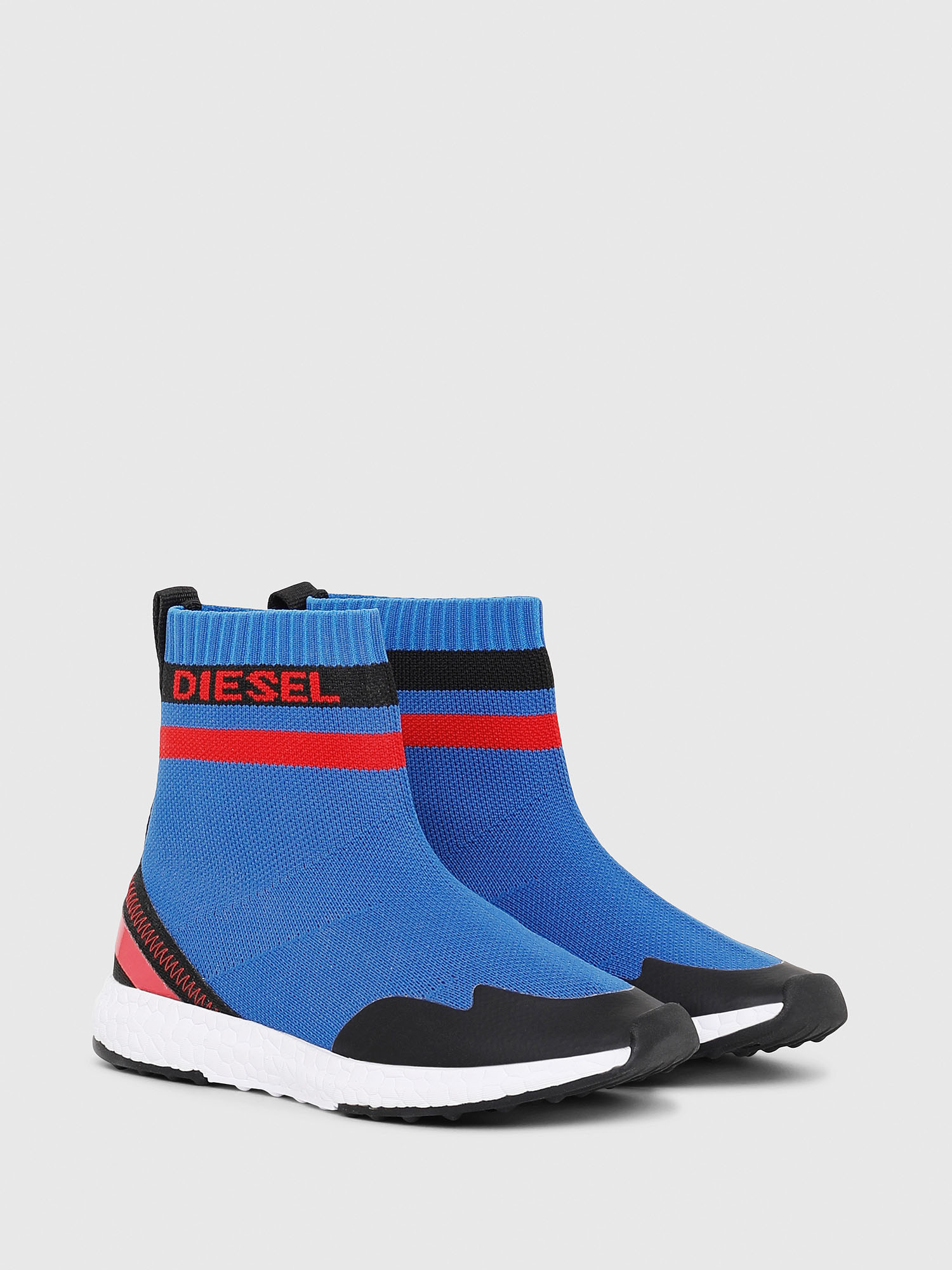 Diesel - SLIP ON 03 S-K SOCK,  - Footwear - Image 2