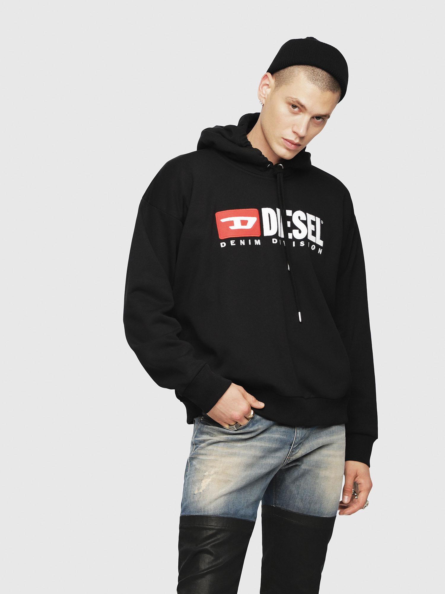 Diesel - S-DIVISION,  - Sweaters - Image 1
