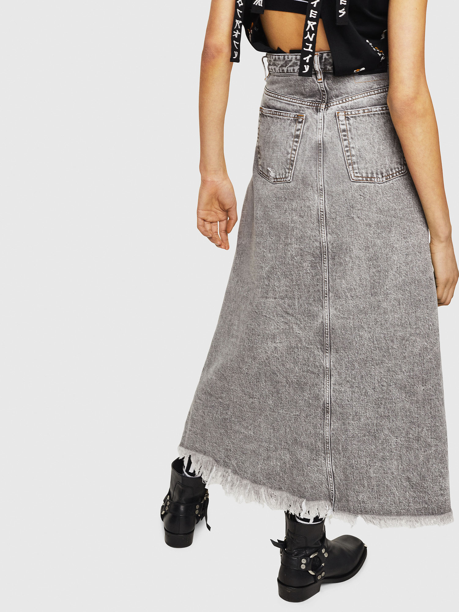 Diesel - DE-MARGY,  - Skirts - Image 2