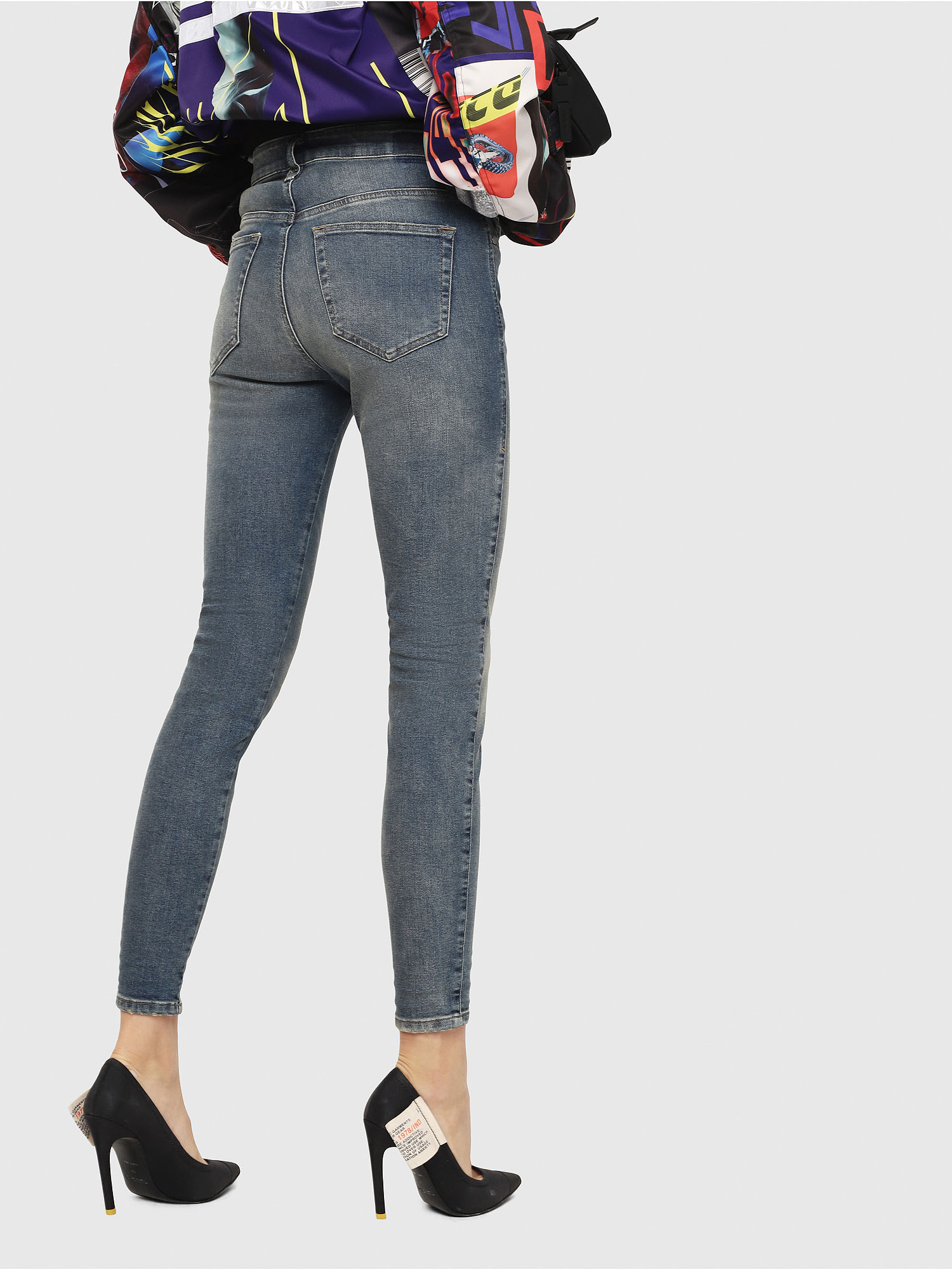 Diesel - Slandy High 085AZ,  - Jeans - Image 2