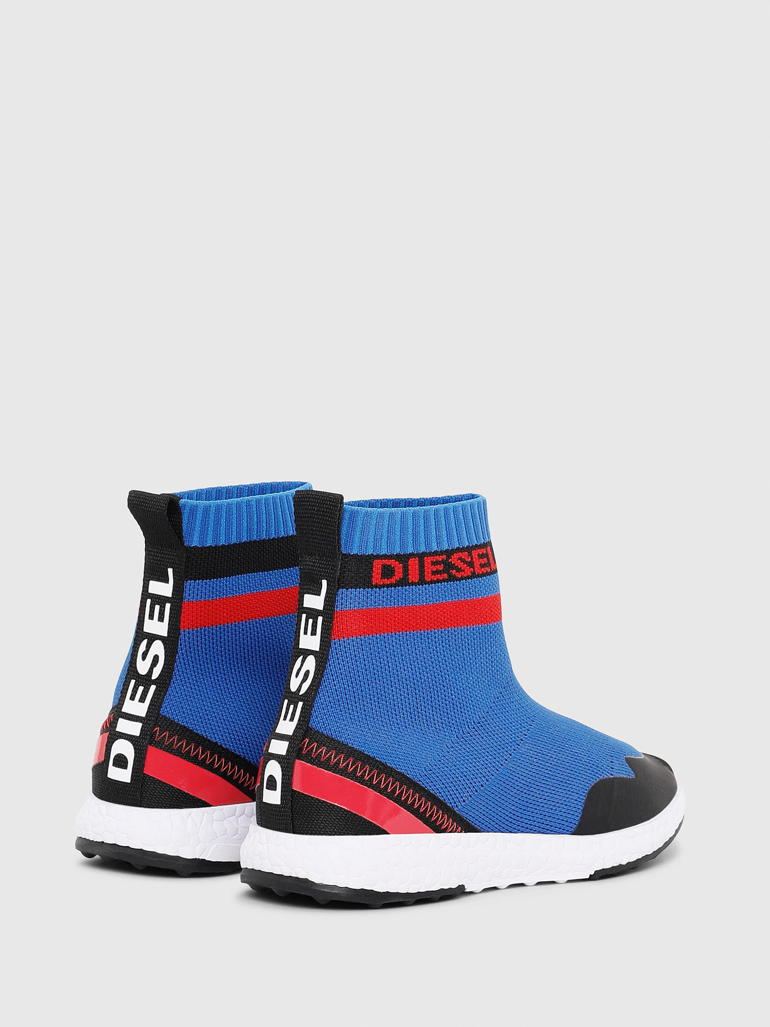 Diesel - SLIP ON 03 S-K SOCK,  - Footwear - Image 3